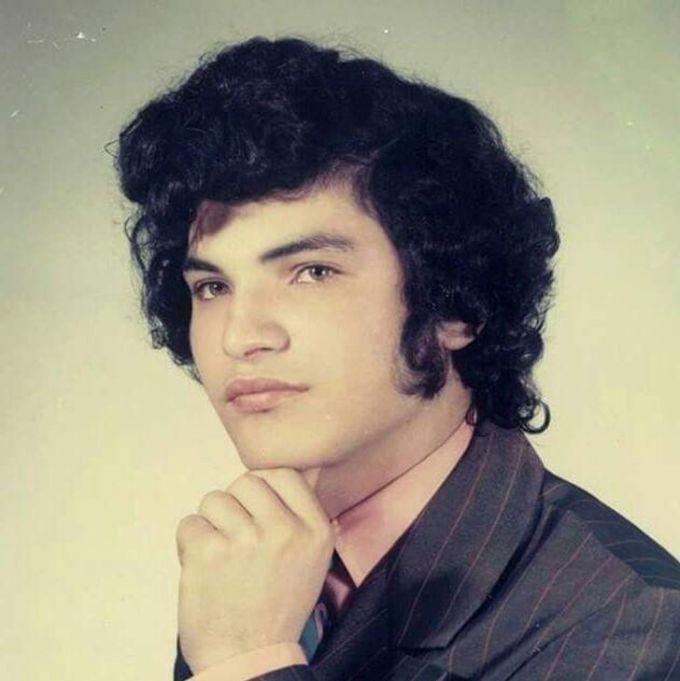 """<p>""""Phong cách lãng tử của bố tôi vào năm 1970"""".</p>"""