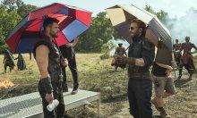Ảnh hậu trường 'bớt ngầu' của các siêu anh hùng 'Infinity War'