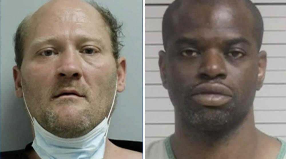 Nghi phạm Lawrence McLaughlin (trái) và Maurice Patterson. Ảnh: Sở Cảnh sát bang Pennsylvania.