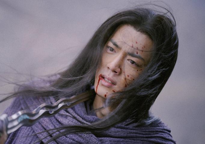 Tiêu Chiến đóng vai Trương Tiểu Phàm trong Tru Tiên 1.