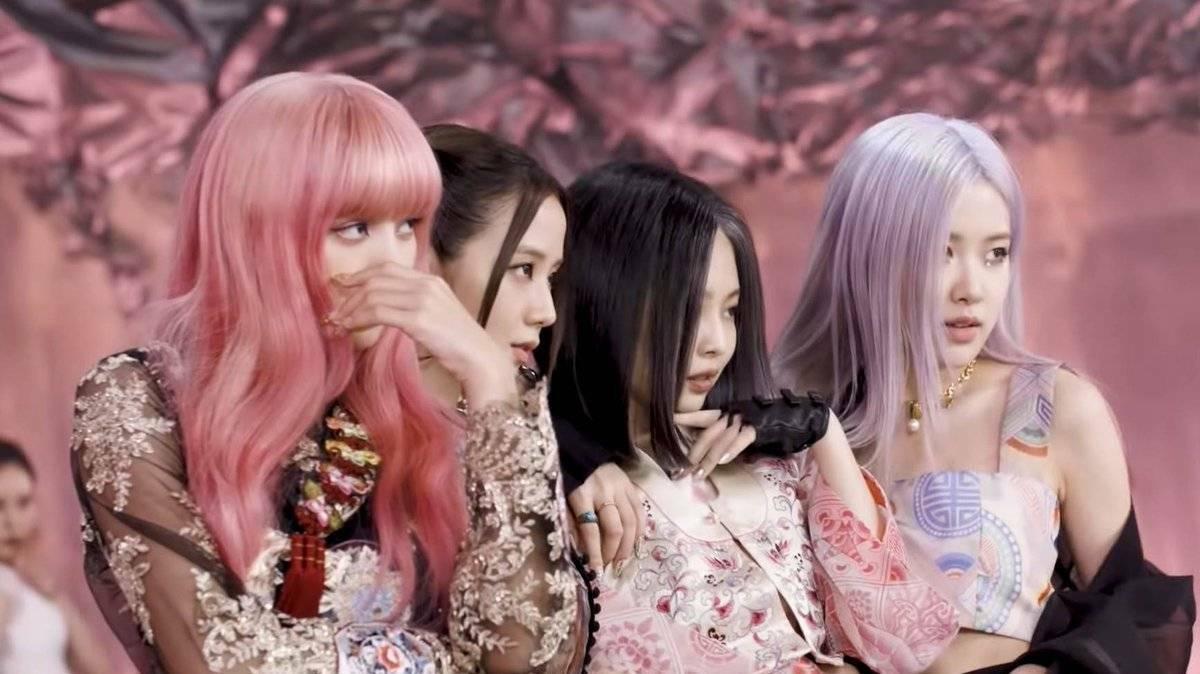 Black Pink gây tranh cãi vì mặc hanbok cách tân trong MV How you like that.