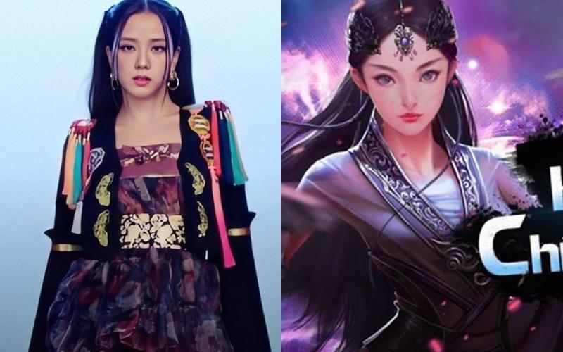 Một số người còn gọi concept của Black Pink là lai tạp vì có phần giống với những nhân vật trong game võ thuật Trung Quốc.