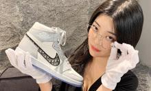 Cuộc chiến săn giày Nike x Dior của 5 triệu tín đồ 'con nhà giàu'
