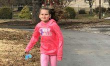 Bé tiểu học chạy nghìn km trong 9 tháng