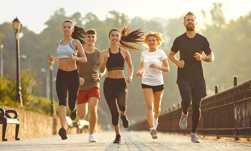 7 lý do nên chạy theo nhóm