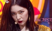 Irene bị chê già khi biểu diễn ở Music Bank