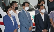 Giới chính trị Hàn Quốc sốc trước cái chết của thị trưởng Park Won Soon