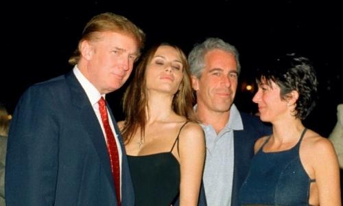 Đài Mỹ thừa nhận cắt Trump ra khỏi tấm ảnh chụp với 'tỷ phú ấu dâm'