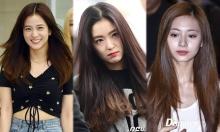'Nhan sắc thật' của bộ ba mỹ nhân Kpop qua ảnh báo chụp
