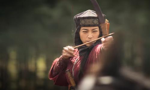 Ngô Thanh Vân xuất hiện ấn tượng trong phim Hollywood