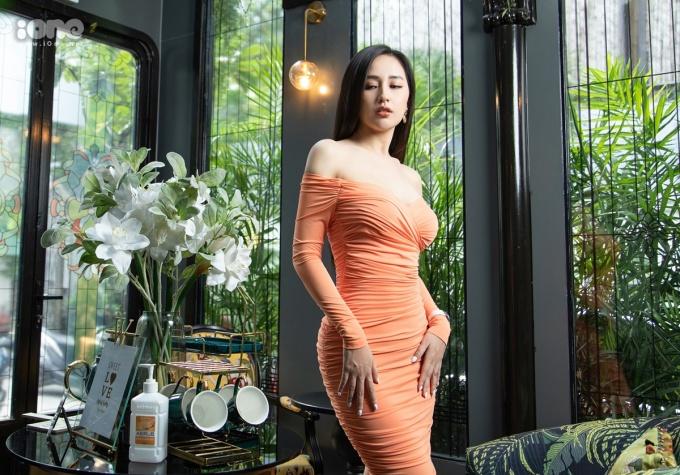 Mai Phương Thúy: 'Với ngoại hình này, tôi khó mà không trở thành hoa hậu'