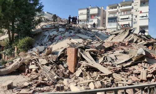 Nhân chứng kể về trận động đất 'mạnh chưa từng có' gần Thổ Nhĩ Kỳ, Hy Lạp