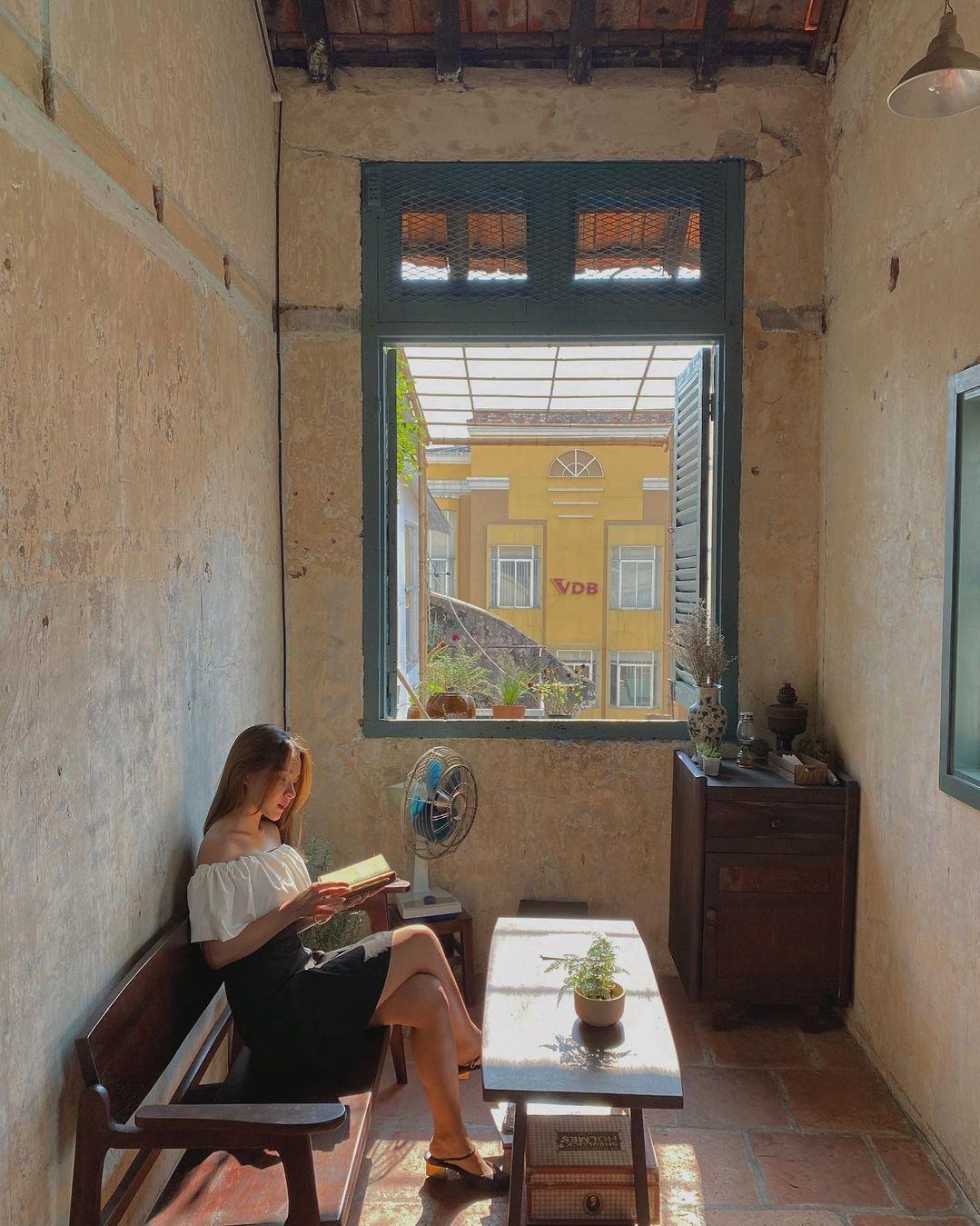 quán view đẹp đọc sách