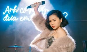 Ngô Lan Hương quyết 'chơi lớn' để thoát mác 'hot girl cover triệu view'