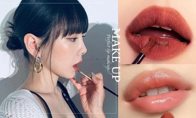3 cách tô son vừa trẻ vừa xinh hot nhất hiện tại của gái Hàn