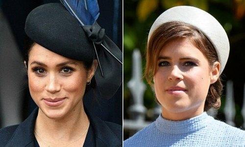 Công chúa Eugenie là thành viên hoàng gia duy nhất 'vẫn gần gũi' với Meghan